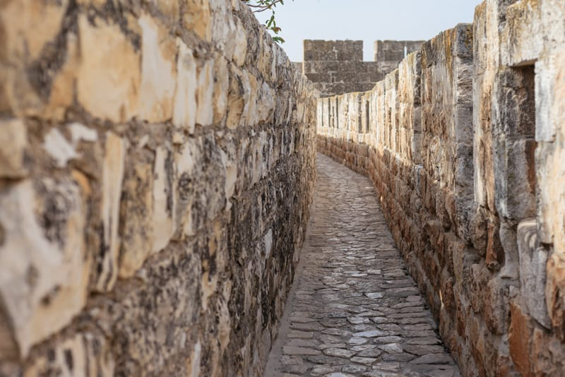 Gerusalemme cosa fare - ramparts walk