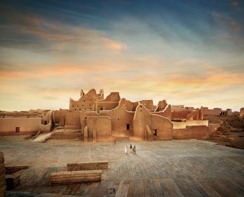 Riad cosa fare a Riyadh cosa vedere Diriyah