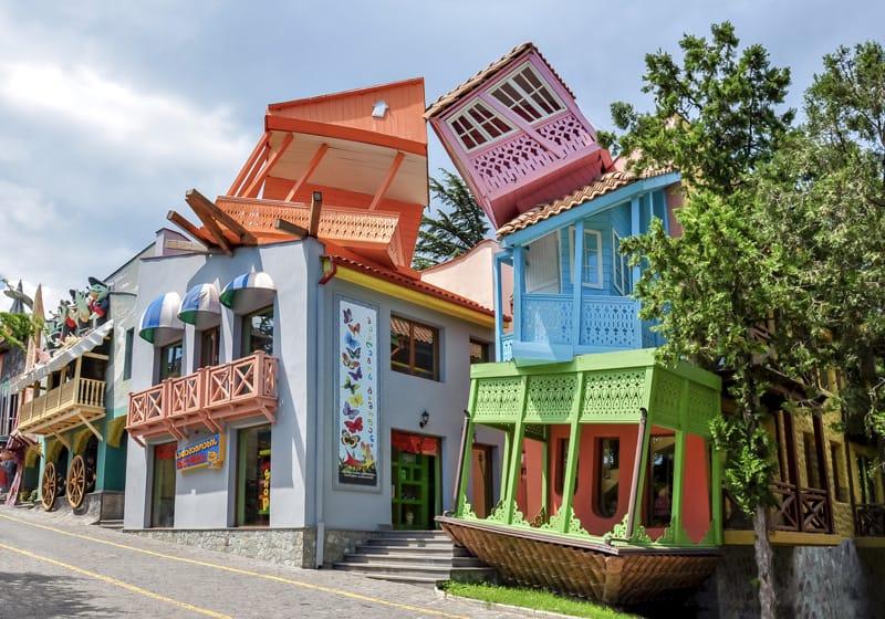 Mtatsminda parco divertimenti - Cosa vedere a Tbilisi