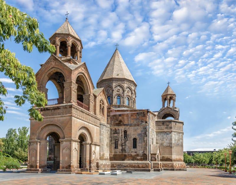 Cattedrale della Madre di Dio a Echmiadzin