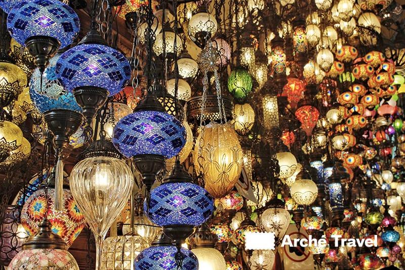 cosa fare a istanbul cosa vedere - gran bazaar