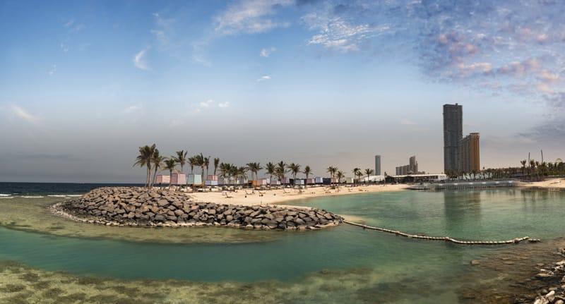 Obhur Creek Jeddah cosa vedere Gedda Arabia Saudita spiagge