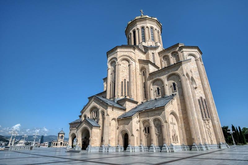 Cattedrale della Santissima Trinità Tbilisi
