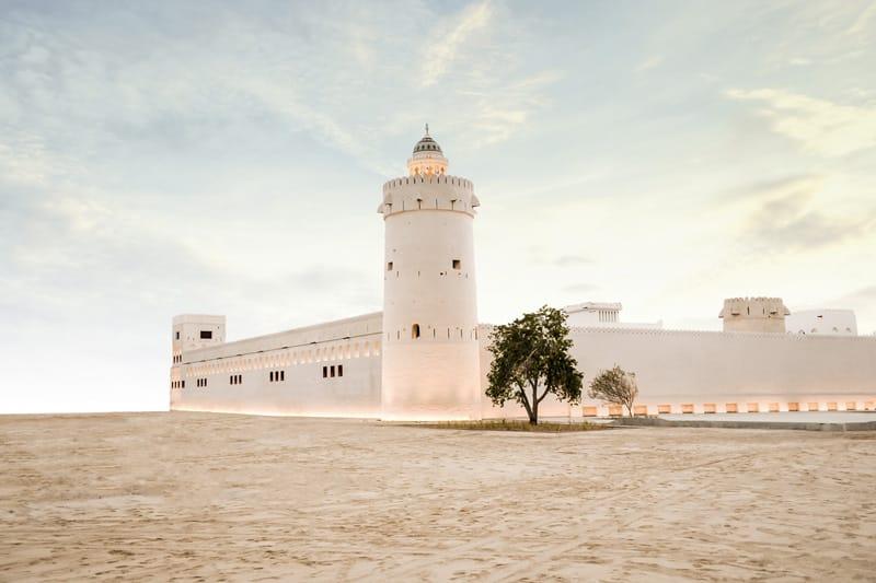 10 cose da vedere ad abu dhabi - qasr al hosn