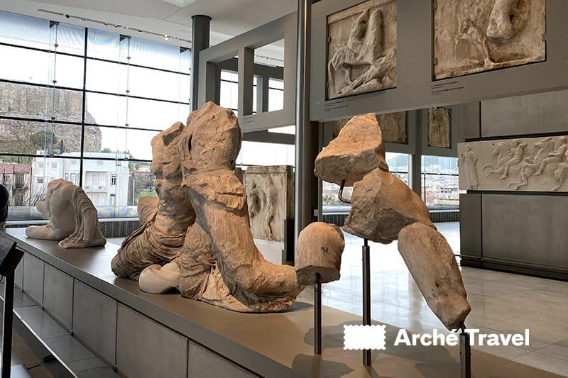 fregio museo acropoli