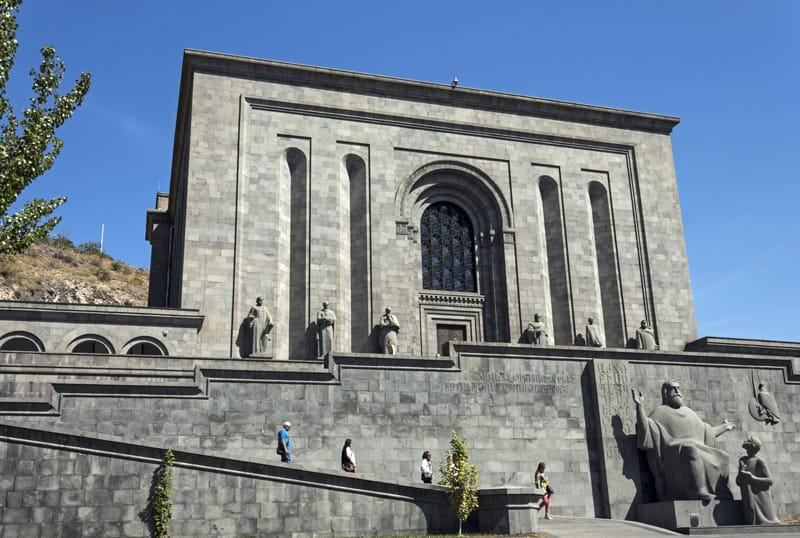 biblioteca Matenadaran - Cosa vedere a Yerevan