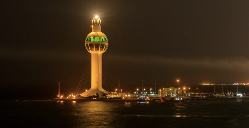 Jeddah cosa vedere faro di Jeddah