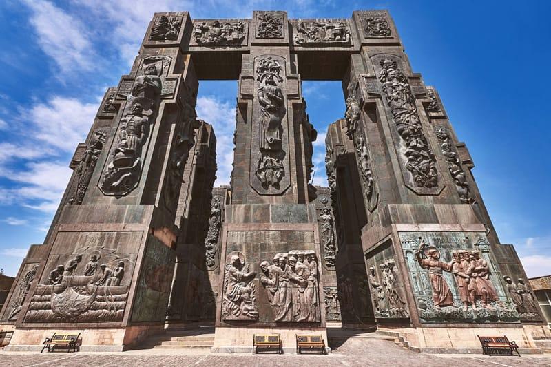 Cronache della Georgia - cosa vedere a Tbilisi