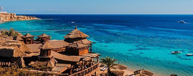 Cairo Crociera sul Nilo e Sharm el Sheikh - Cairo Crociera Nilo Sharm