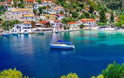 Crociera Barca a Vela Grecia Isole Greche Ionie