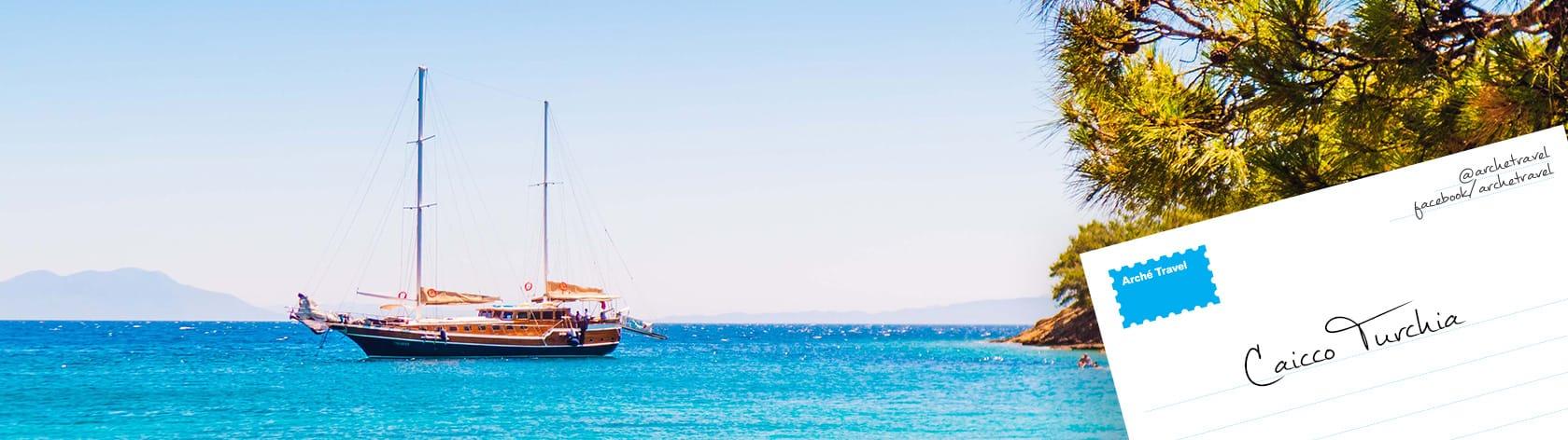 Vacanza Caicco Turchia - Crociera Caicco in Turchia Arché Travel - Tour Operator Turchia Caicco