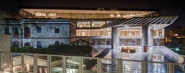 Museo Acropoli Atene