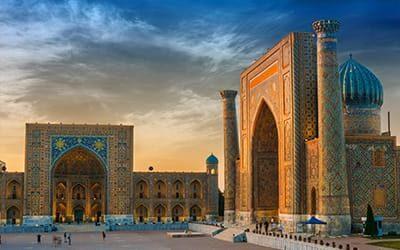Blog di Viaggio Uzbekistan - Cosa Vedere a Samarcanda