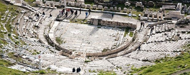 Teatro di Dioniso Atene