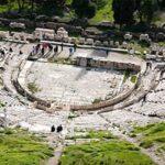 blog grecia guida di viaggio - Teatro di Dioniso