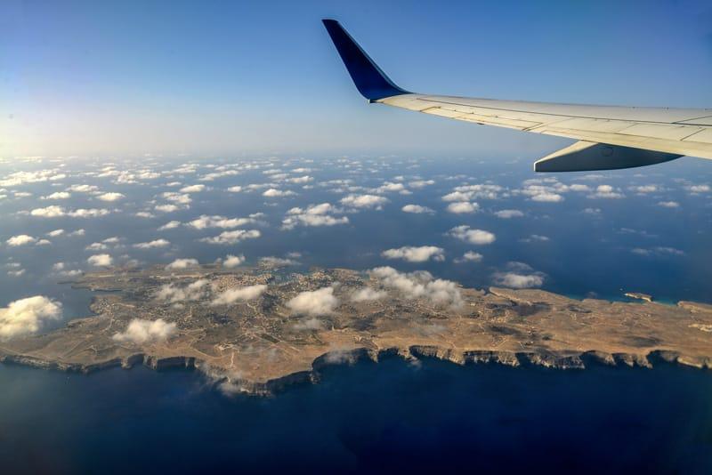 Lampedusa come arrivare