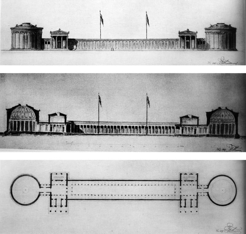 progetto museo dell'acropoli di atene