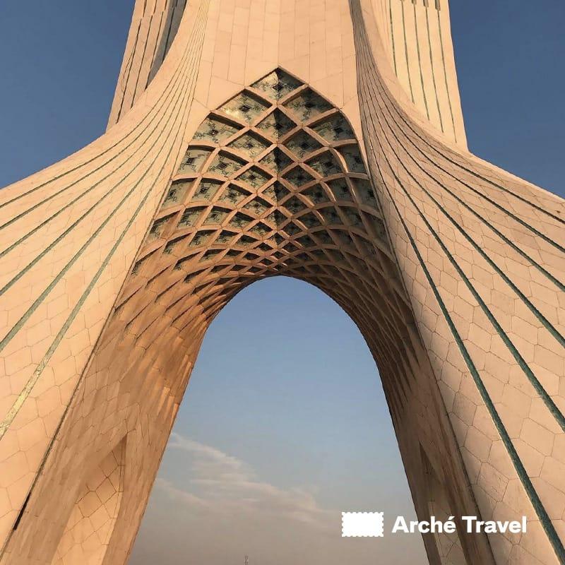 Azadi Tower - Cosa vedere a Teheran