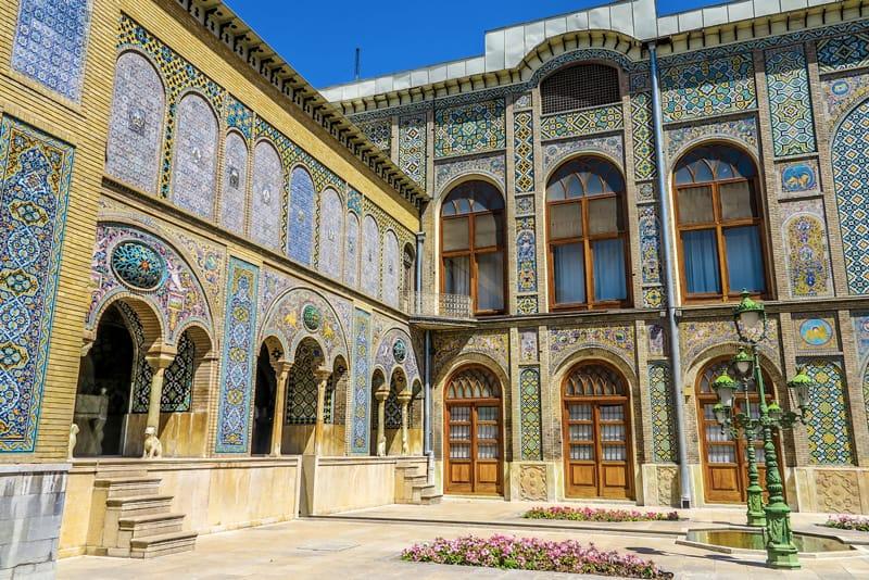 Palazzo del Golestan