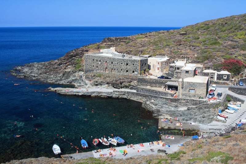 cosa visitare pantelleria cala tramontana