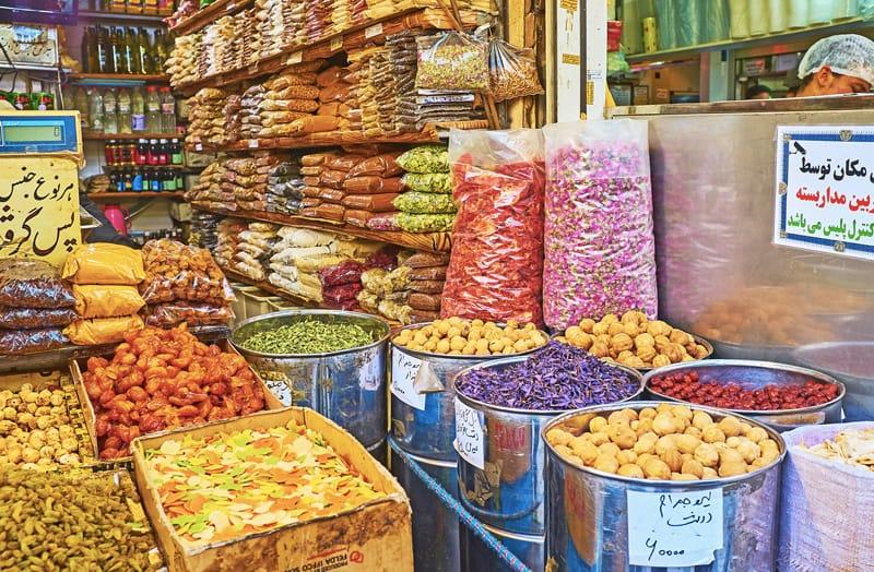 Gran Bazar Teheran