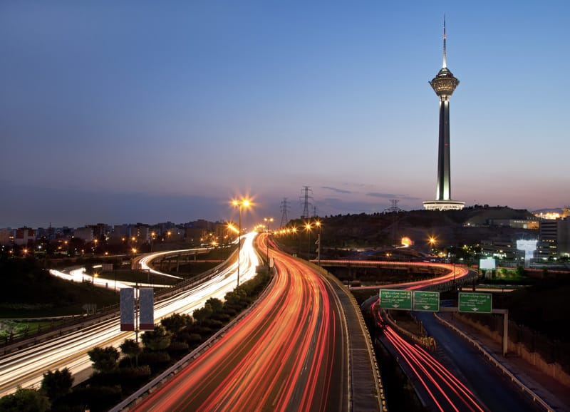 Torre Milad - Cosa vedere a Teheran