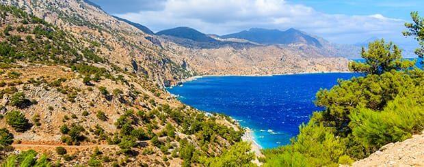 Trekking Karpathos - Trekking Isole Greche