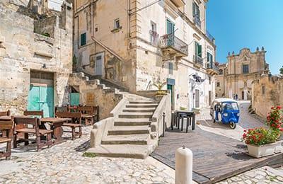 Tour Matera Ponte 25 Aprile 2021 - Tour Operator Italia