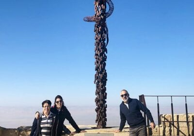 Racconto di Viaggio Giordania Israele Medolago