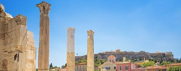 Agorà romana di atene