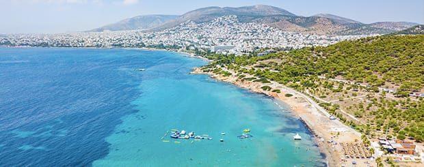 Atene Mare - Spiagge Atene