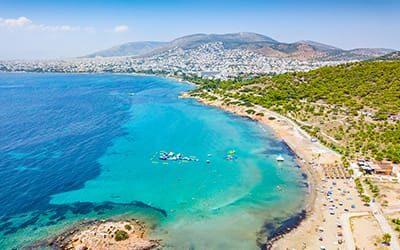 Blog di Viaggio Grecia - Blog di Viaggio Spiagge Atene