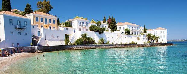 Isole Saroniche cosa vedere e fare