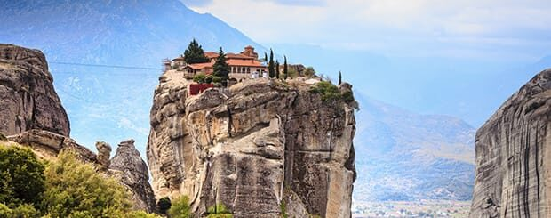 Monasteri Meteore Grecia