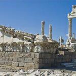 sito archeologico di pergamo turchia - blog archeologia di viaggio turchia