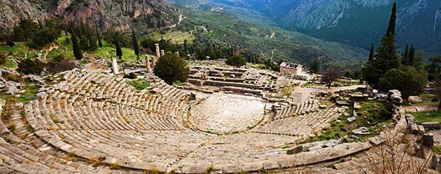 Santuario di Delfi
