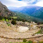 Santuario di Apollo Delfi