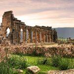 sito archeologico volubilis marocco - blog di viaggi marocco archeologica