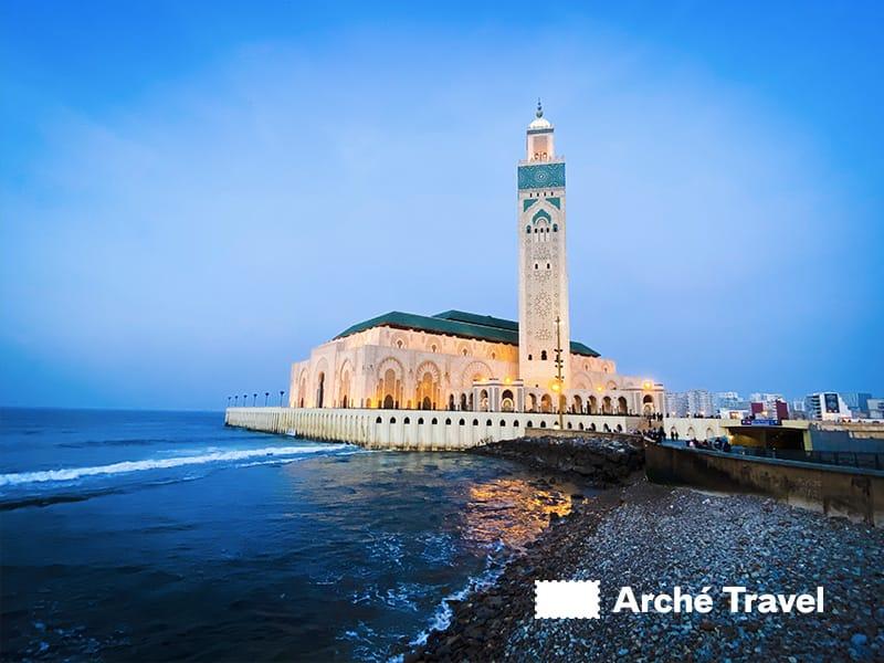 casablanca marocco cosa vedere casablanca cosa visitare moschea hassan ii casablanca