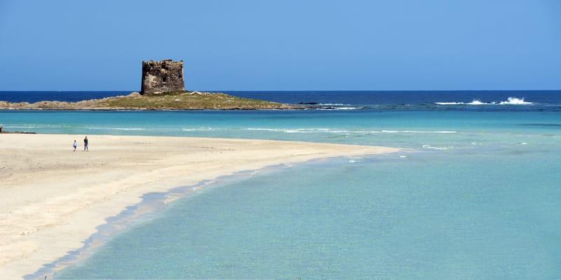 La Pelosa - migliori spiagge sardegna