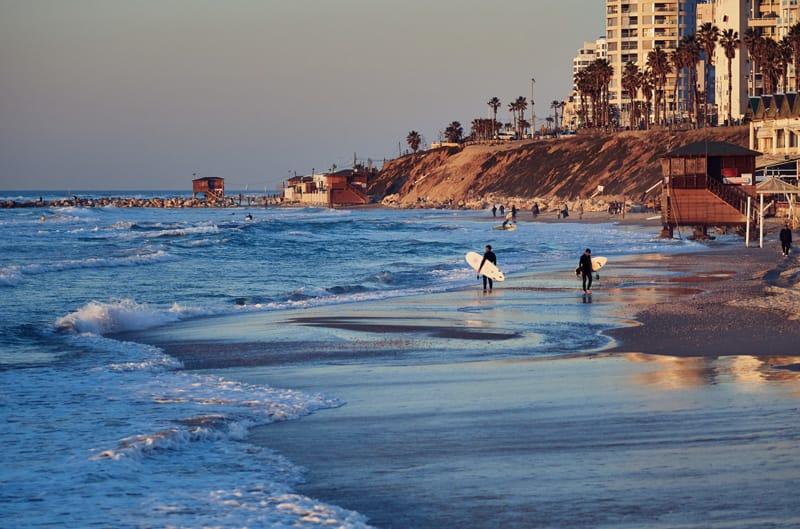 Cosa fare a Tel Aviv Surf