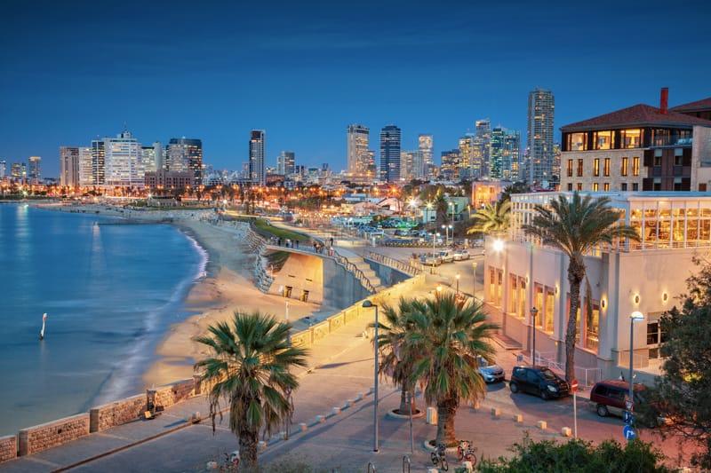 Israele Mare - Tel Aviv