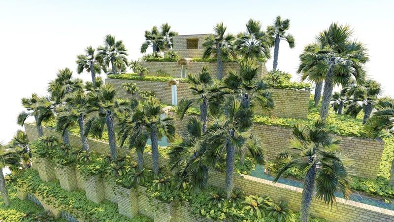 giardini pensili babilonia