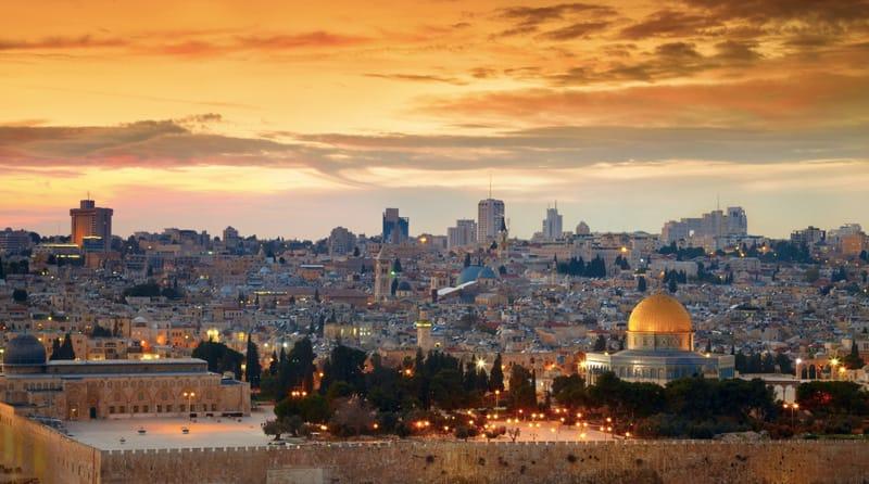 Tel Aviv cosa fare escursione a gerusalemme da tel aviv