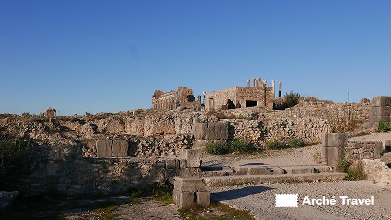 antica volubilis marocco