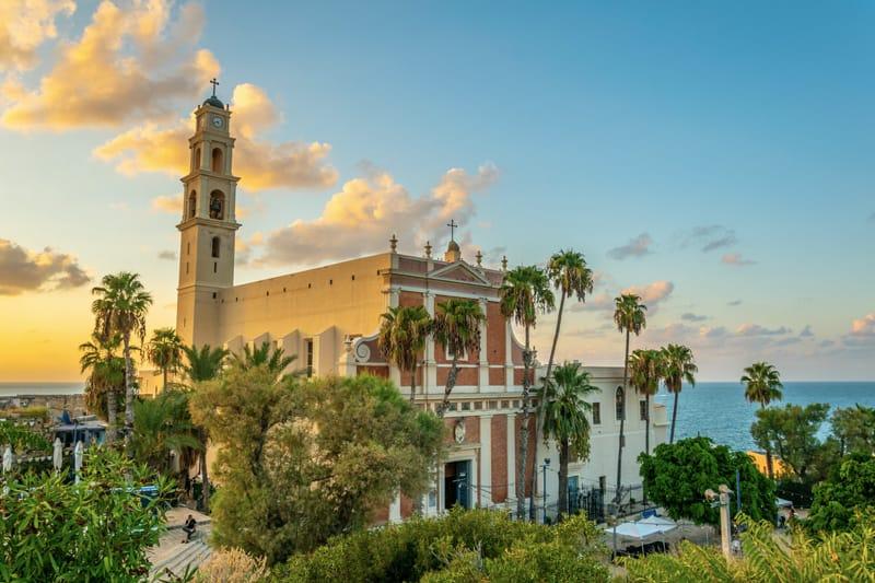 Cosa vedere a Tel Aviv Chiesa di San Pietro Tel Aviv