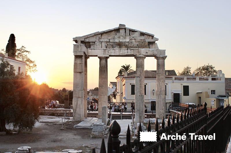 Porta di Atena Arquegetis