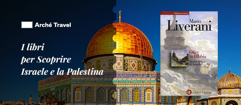Libri su Israele e Palestina oltre la Bibbia libro