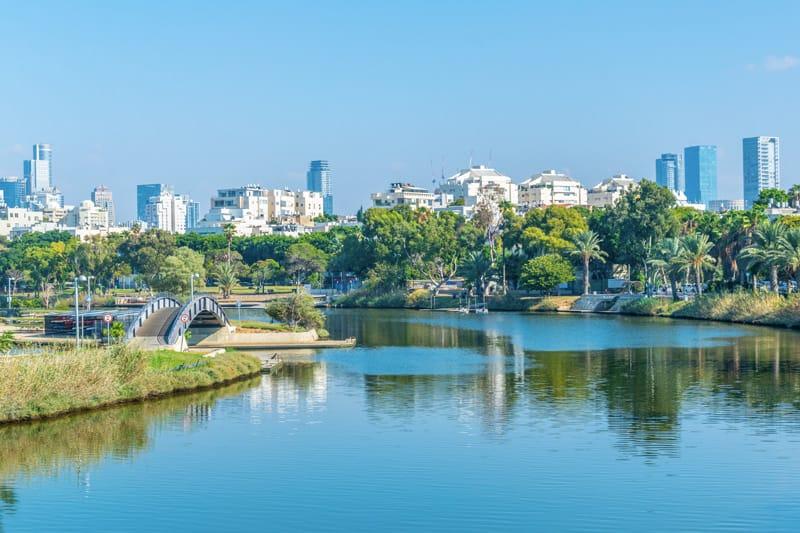 Cosa fare e vedere a Tel Aviv Yarkon Park