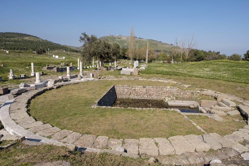 Bagni di Pergamo Turchia